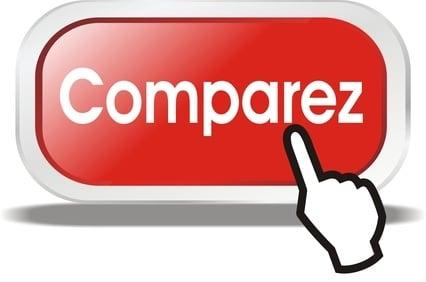 Comparer et trouver les meilleurs taux