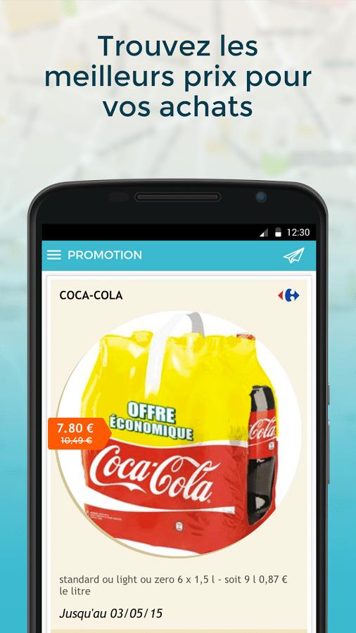 Promodéclic : promo coca cola
