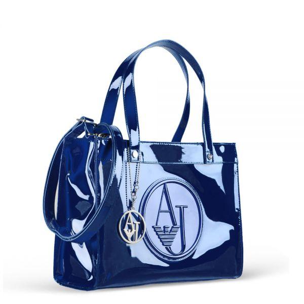 sac Armani Jeans bleu marine