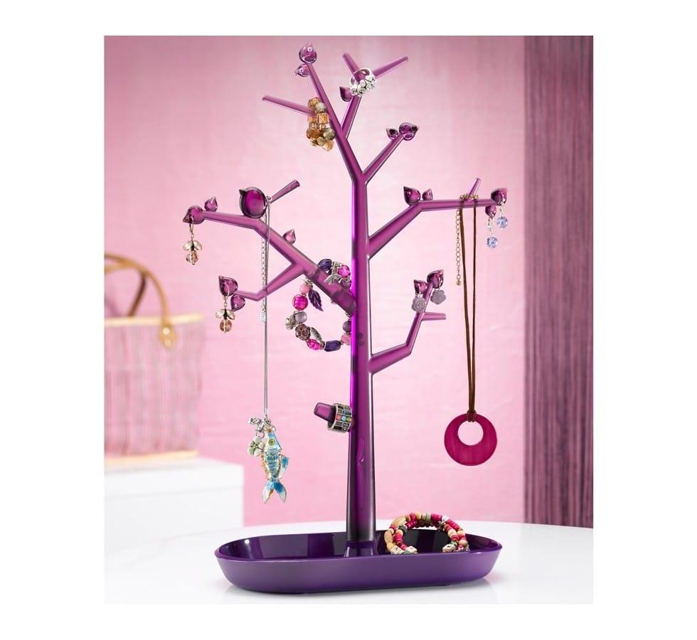Idée cadeau femme : grand arbre à bijoux