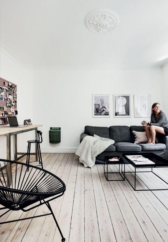 Adopter le style industriel dans le salon