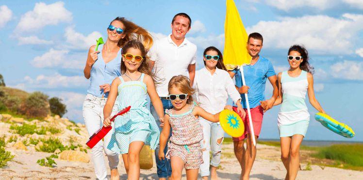 vacances en famille bons plans