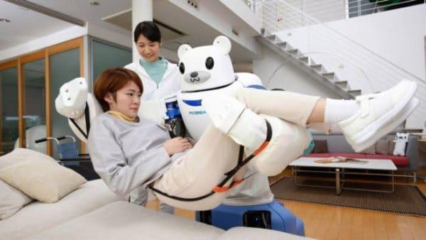 nouvelle technologie au Japon