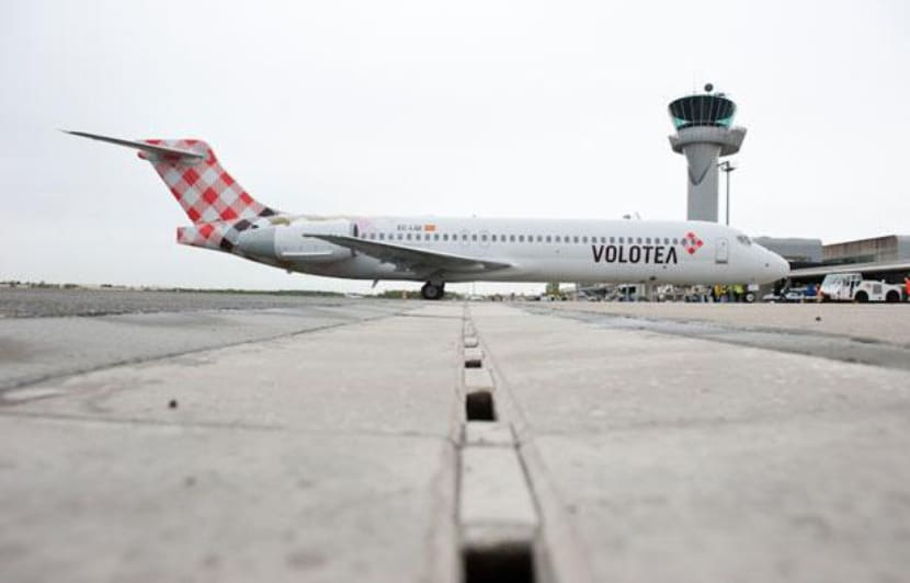 Volotea, aéroport de Bordeaux