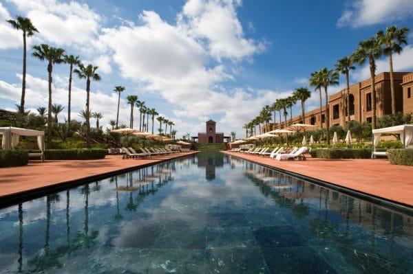piquer une tête à deux à Marrakech