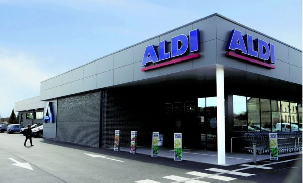Aldi magasin