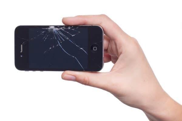 Pannes smartphone